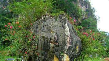 旧州东山石刻