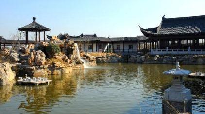 中国地质模型