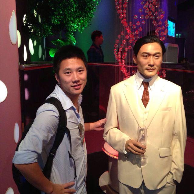 杜?zi?ikK??K?>iN[?_【i游记】游上海,陆家嘴风光,杜莎夫人蜡像馆