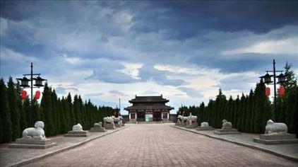 大唐秦王陵博物馆2