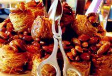 迪拜美食图片-阿拉伯甜点