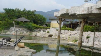 龙华山温泉