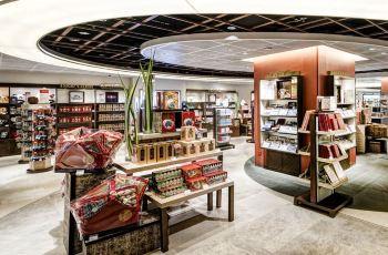 2016中国游客喜爱购物店