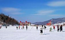 怀北国际滑雪场-怀柔区-大叔任然