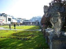 米拉贝尔宫殿和花园-萨尔茨堡-rebecca_luo