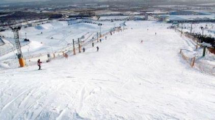 铭湖国际滑雪场3