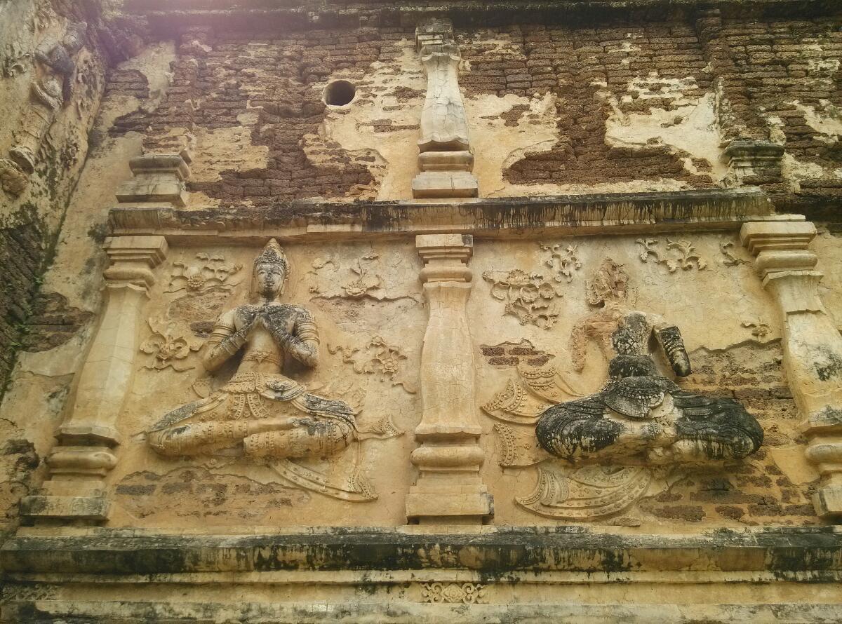界遙寺  Wat Chet Yot   -4
