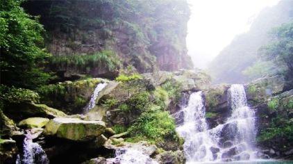 九天大峡谷漂流