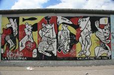 东边画廊-柏林-贪吃大脸猫
