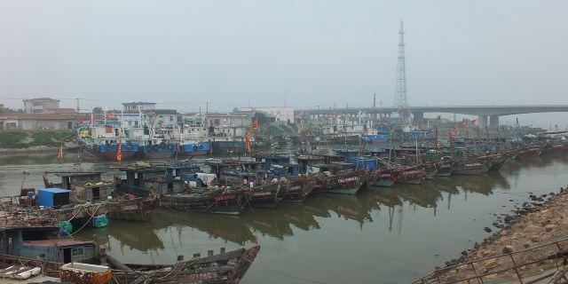 地址(位置,怎么去,怎么走):  江苏省海洋经济开发区的千年古镇吕四港