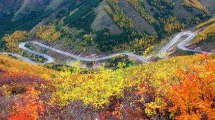 六盘山长征景区