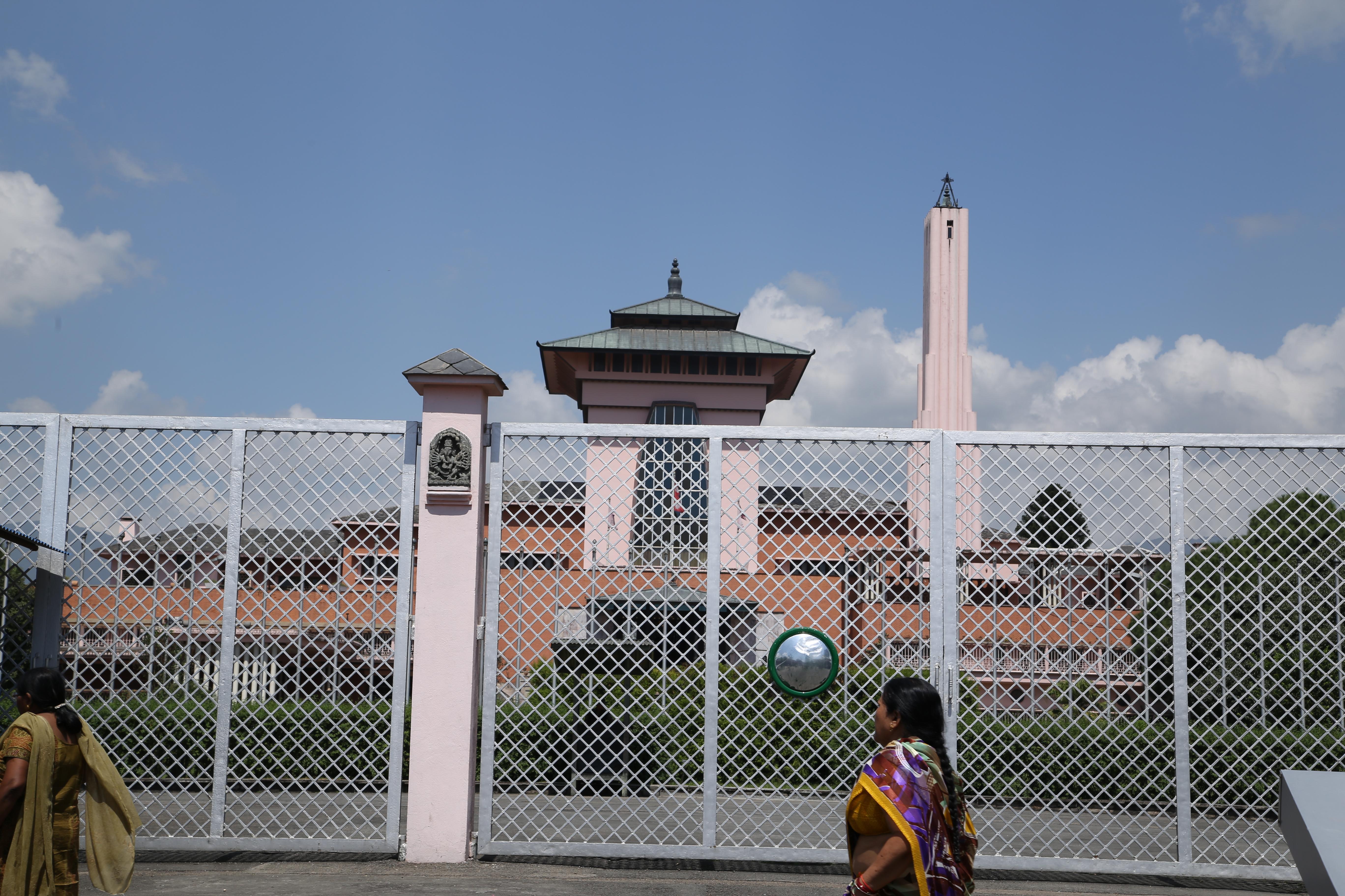 納拉揚希蒂王宮博物館  Narayanhiti Palace Museum   -1