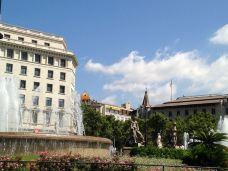 加泰罗尼亚广场-巴塞罗那-e09****70