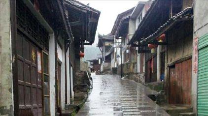 熨斗古镇街景