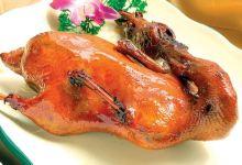 乐山美食图片-甜皮鸭