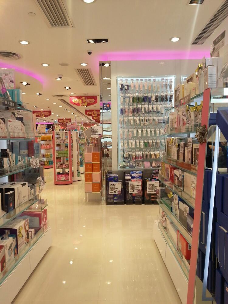 香港哪里进货化妆品_香港化妆品店_香港sasa_香港特产_化妆品店图片实拍图片_搜美网