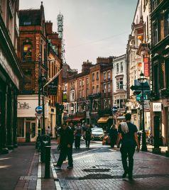 都柏林游记图文-爱尔兰——欧洲尽头的田园牧歌