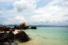 蜈支洲的海-蜈支洲岛-三亚-幸福于凋零