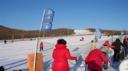 铭湖国际滑雪场2