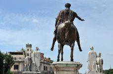卡比托利欧广场-罗马-门子乀