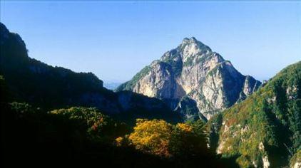 洛阳龙峪湾雷公寨
