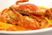 曼谷美食图片-咖喱蟹